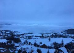Neige Saint-Michel-de-Chaillol 05260 Beaucoup de neige cette année......