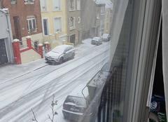 Neige Boulogne-sur-Mer 62200 Neige