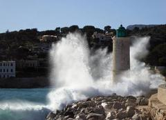 Mer Cassis 13260 Tempete