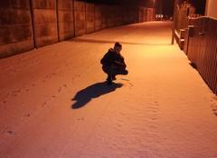 Neige Soufflenheim 67620 Soirée neige