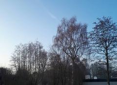 Ciel Villeneuve-d'Ascq 59650 Levé de soleil