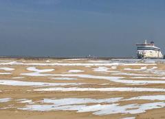 Neige Calais 62100 Quelques heures de neige