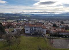 Relevés Cournon-d'Auvergne 63800 Un beau temps timide