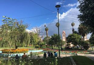 Climat Cochamba Cochabamba - Climat doux et paradisiaque