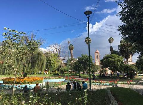 Cochabamba - Climat doux et paradisiaque