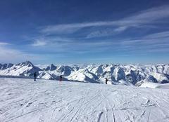 Neige Les Deux-Alpes 38860 Les 2 Alpes