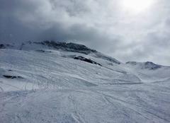 Neige Bonneval-sur-Arc 73480 Un domaine skiable exceptionnel