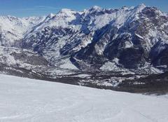 Neige Puy-Saint-Vincent 05290 Super temps