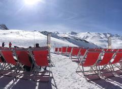 Neige Val-Thorens 73440 Neige et soleil