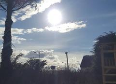 Ciel Chapdes-Beaufort 63230 Soleil