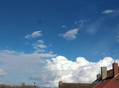 Bourgeonnement nuageux
