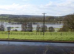 Pluie Aveze 72400 Innondation