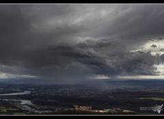 Orage Les Avenieres 38630 Ambiances orageuses de l'ain