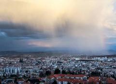 Ciel Clermont-Ferrand 63000 Averse