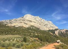 Climat Beaurecueil 13100 Bientôt le printemps en Provence