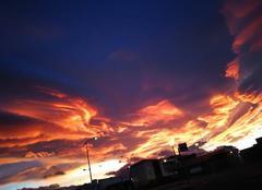 Ciel Millas 66170 Fire in the Sky ?