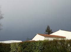 Pluie Mareuil-sur-Lay-Dissais 85320 Fortes pluies