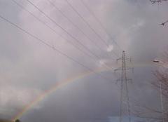 Ciel Le Puy-en-Velay 43000 Lignes et couleurs électriques ...sur le Velay