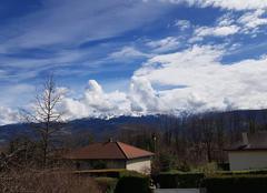 Ciel Montbonnot-Saint-Martin 38330 Sous le soleil