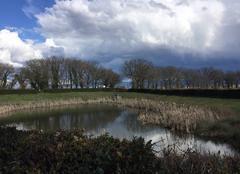 Ciel Mours-Saint-Eusebe 26540 Tsunami de giboulées imminent
