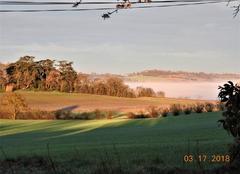 Brouillard Nogaret 31540 Banc de brouillard.