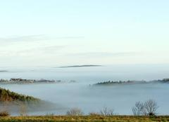 Brouillard Reilhaguet 46350 Laval-Reilhaguet