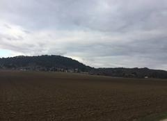 Pluie Mours-Saint-Eusebe 26540 FINe pluie sur les terres moursoises ☔️☔️