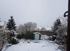Neige Montigny-les-Cormeilles 95370 Neige
