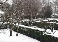 Neige L'Isle-Adam 95290 Bientôt le printemps