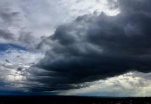 Ciel Puylaroque 82240 Sombre nuage