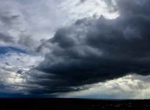 Sombre nuage