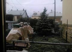 Neige Morangis 91420 La neige de retour