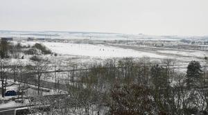 Neige Reims 51100 Reims sous la neige