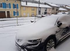 Neige Sommedieue 55320 Enfin la neige