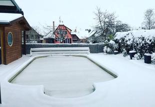 Neige Duttlenheim 67120 Pas mal de neige