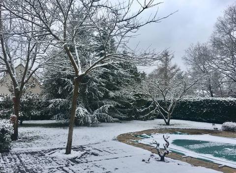 Le printemps se fait attendre??????