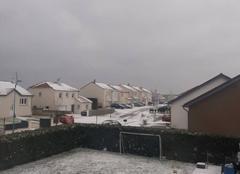 Neige Avril 54150 L'hiver napasdit son dernier mot