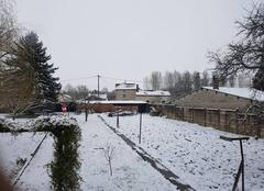 Neige Maranville 52370 Épisode Neigeux en Région Chaumontaise