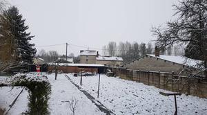 Neige Maranville 52370 Neige Région de Chaumont