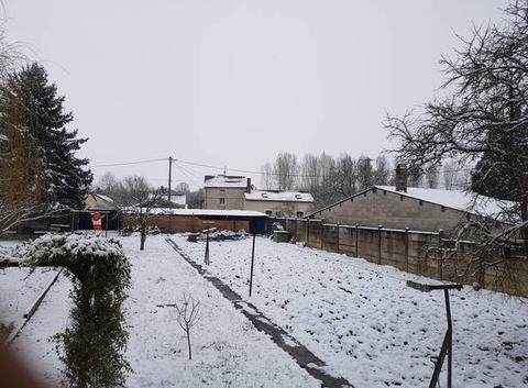 Neige Région de Chaumont
