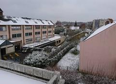 Neige Tournan-en-Brie 77220 Neige sur Tournan en Brie