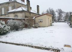 Neige Thieblemont-Faremont 51300 Neige en mars