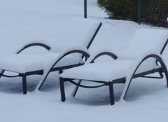 Neige Conde-sur-Marne 51150 Dernière neige