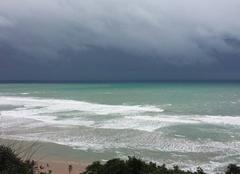 Ciel Biarritz 64200 Dimanche de pluie