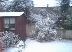 Climat Le Relecq-Kerhuon 29480 Neige