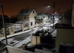 Neige Villeneuve-Saint-Georges 94190 Demain le printemps ?