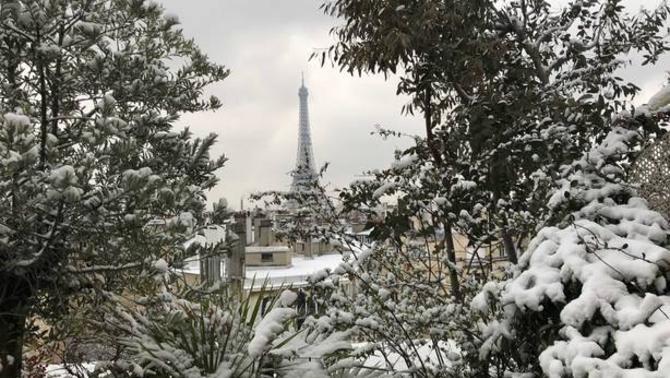 Reporters - Paris-16 75016 - Ciel