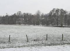 Neige Lisieux 14100 Pré normand