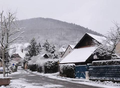 Averses de neige
