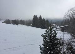Neige Combloux 74920 La Cry de l?Alpen Valley